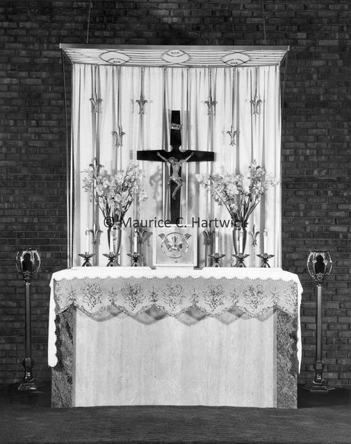 Saint Stephen's Greek Catholic Church metalwork2.jpg