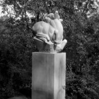 Baldwin Public Library - Limestone Siberian Ram.jpg