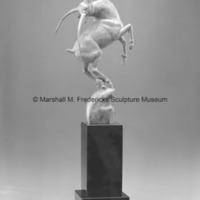 Bronze small-scale Leaping Gazelle.jpg