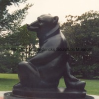 Bronze Two Bears at Brookgreen Gardens.tif