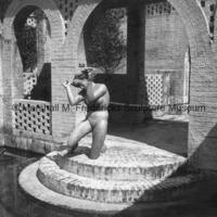 Brookgreen Gardens - Bronze Persephone (Bacchante).jpg