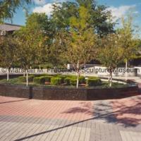 Center of Barbara Hallman Plaza - future site of Star Dream Fountain.tif