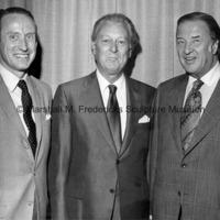 Christian Castenskiold, Marshall Fredericks and Henry Ford II.jpg