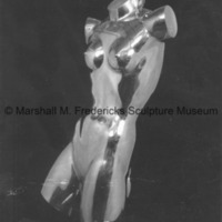 Frontside view of bronze Torso of a Dancer.tif