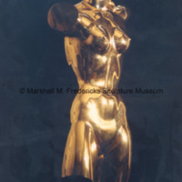 Frontside view of Torso of a Dancer in polished bronze.jpg