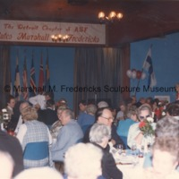 Guests at the American-Scandinavian Foundation party honoring Marshall Fredericks.tif