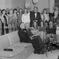 Guests at the reception in honor of Marshall Fredericks receiving the Commander's Cross.jpg