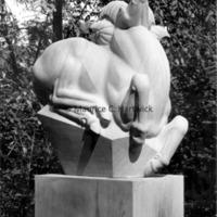 Limestone Siberian Ram at Baldwin Public Library.jpg
