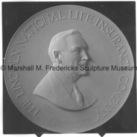 Lincoln National Life Insurance Company Medal.tif