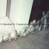 Mankind and Primates (The Family of Man) in the Royal Oak studio.tif