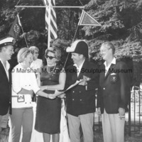 Members of the Quarton Lake Yacht Club at the installation of Marshall Fredericks as Commodore of the Farrelli Flotilla.jpg