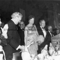 Mrs. H. Lawrence Bogert, Mashall Fredericks, Princess Benedikte of Denmark and David Rockefeller at the ICD Awards Dinner.jpg