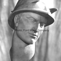 Plasteline model of Mercury for Ford Motor Company.jpg