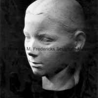 Plaster model for Portrait of Jean Raseman.jpg