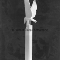 Plaster model for Victory Eagle (American Eagle).jpg