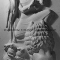 Plaster model of Aesop for the University of Michigan Administration Building.tif