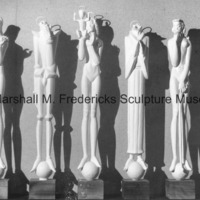 Plaster models for 3Saints and Sinners.jpg