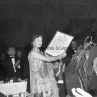 Princess Benedikte accepts the Citation and Award presented to her by the ICD.jpg