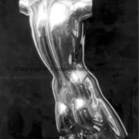 Rear view of bronze Torso of a Dancer.jpg