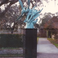 Rearside view of Wings of the Morning at Brookgreen Gardens.tif