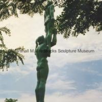 Siderear view of Star Dream Fountain in Barbara Hallman Plaza in Royal Oak, Michigna - 1997.tif