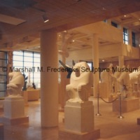 The Main Gallery of the Marshall M. Fredericks Sculpture Museum at Saginaw Valley State University.tif