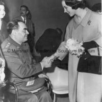 The Princess greets Greek Army Colonel Constantino Kokorellis.jpg