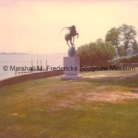 View of Leaping Gazelle at an unidentified private residence along the watertif.tif