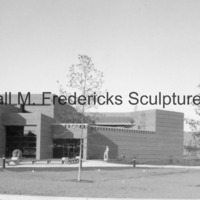 View of the Sculpture Garden and Marshall M. Fredericks Sculpture Museum at Saginaw Valley State University .jpg