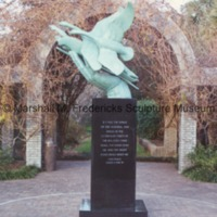 Wings of the Morning at Brookgreen Gardens - 1989.tif